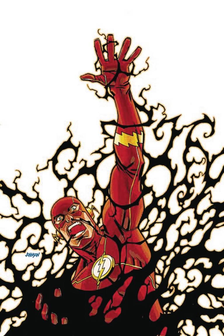 Flash #11 (Cover B Dave Johnson)