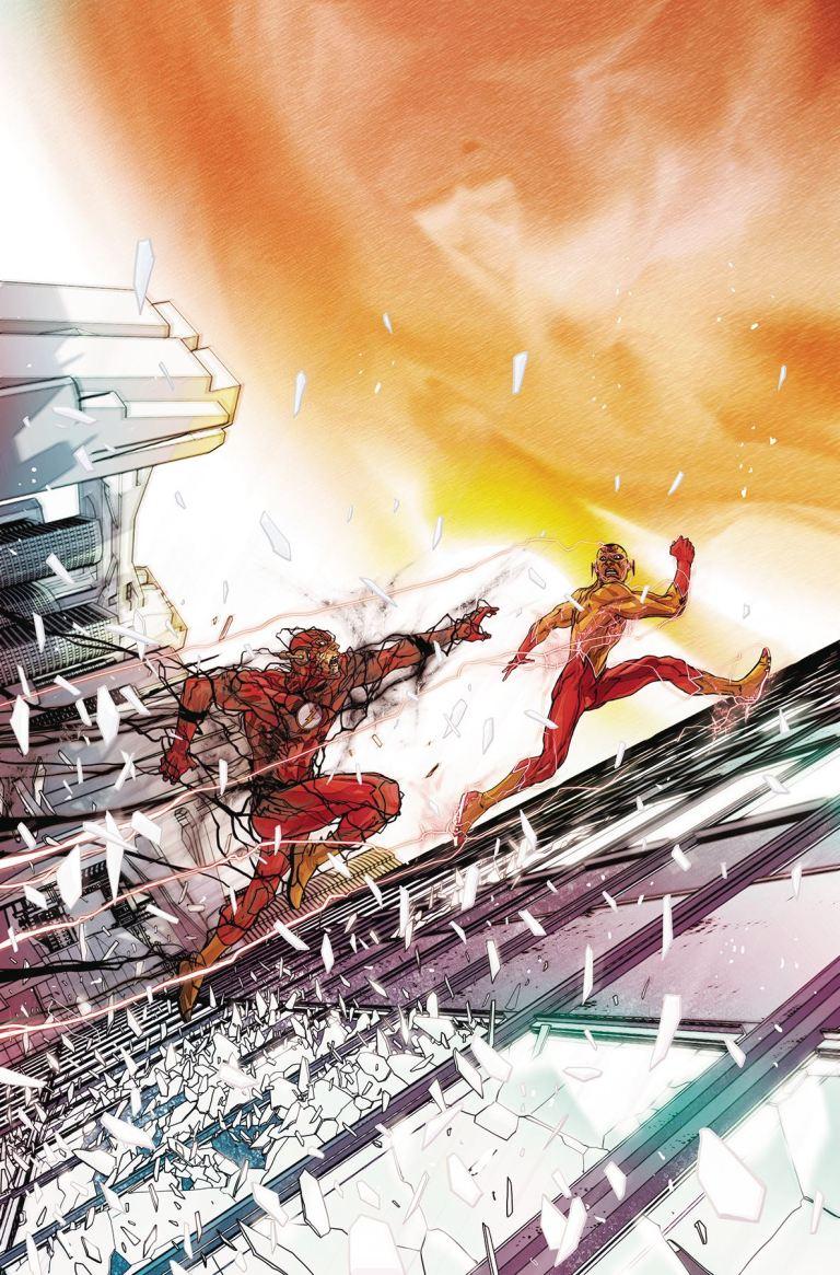 Flash #12 (Cover A Carmine Di Giandomenico)