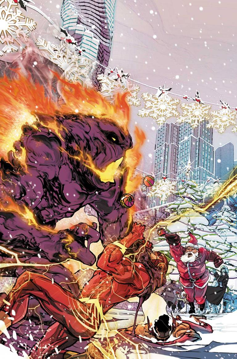 Flash #13 (Cover A Carmine Di Giandomenico)