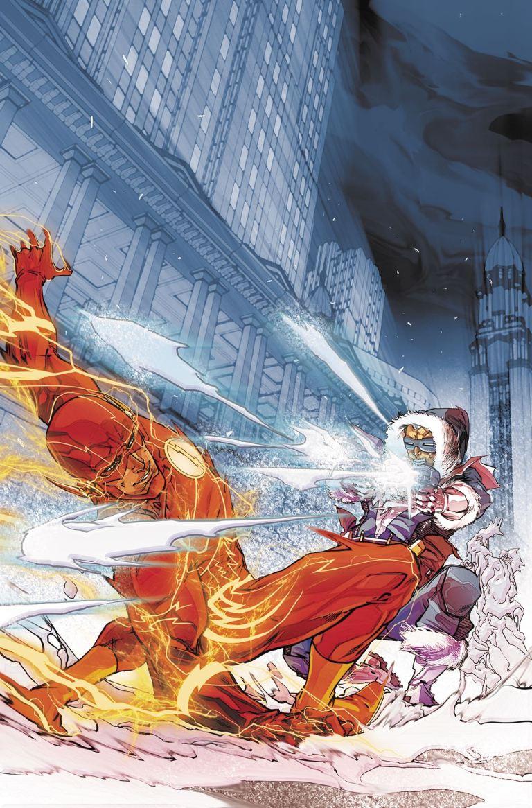Flash #14 (Cover A Carmine Di Giandomenico)