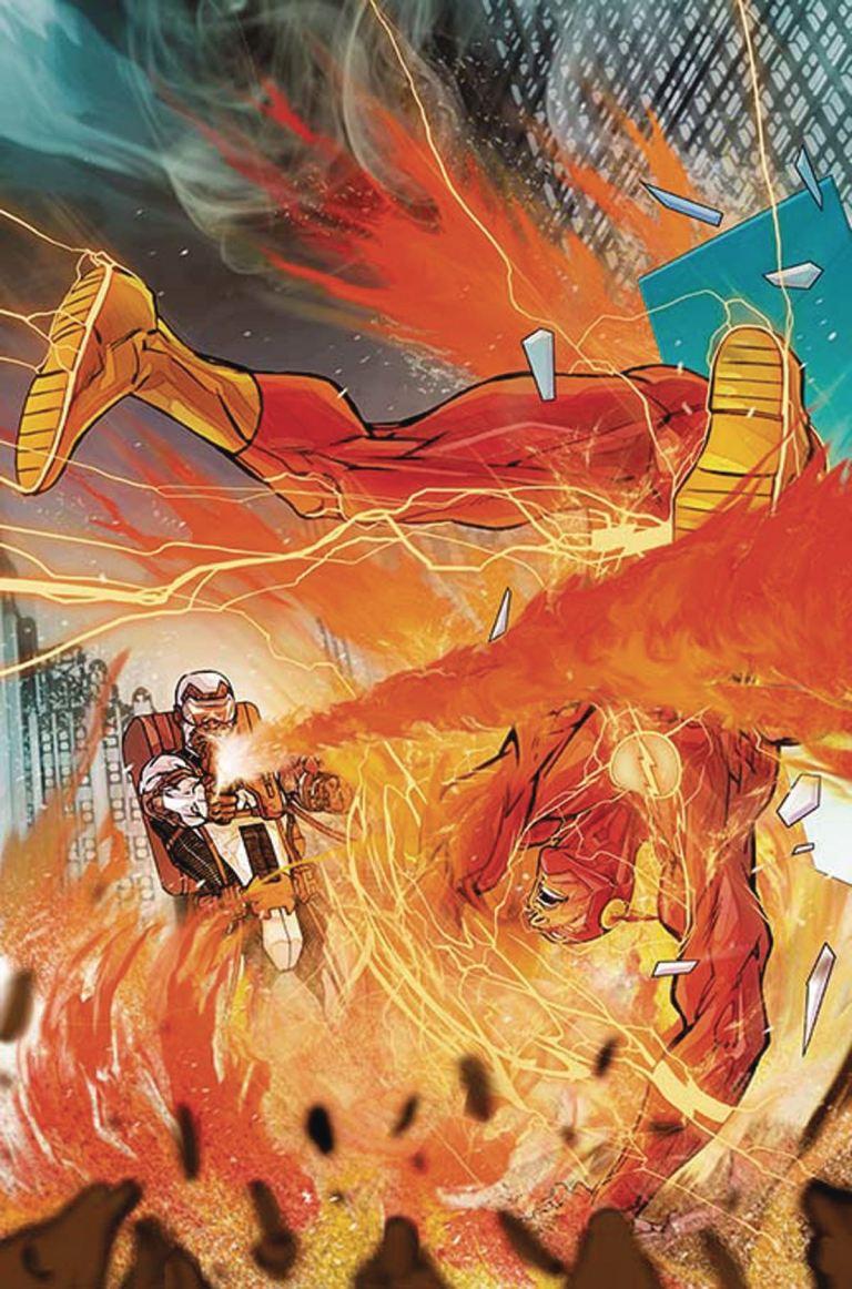 Flash #15 (Cover A Carmine Di Giandomenico)