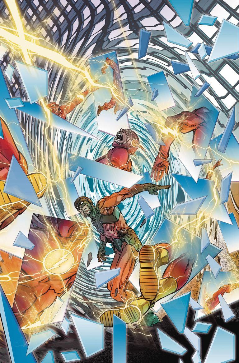 Flash #16 (Cover A Carmine Di Giandomenico)