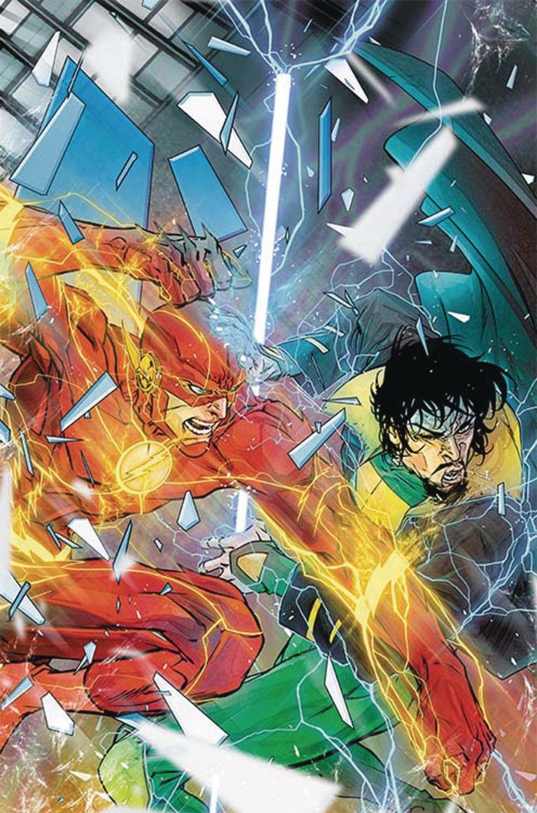 Flash #17 (Cover A Carmine Di Giandomenico)