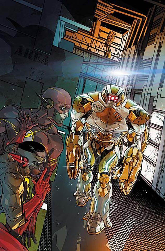 Flash #18 (Cover A Carmine Di Giandomenico)