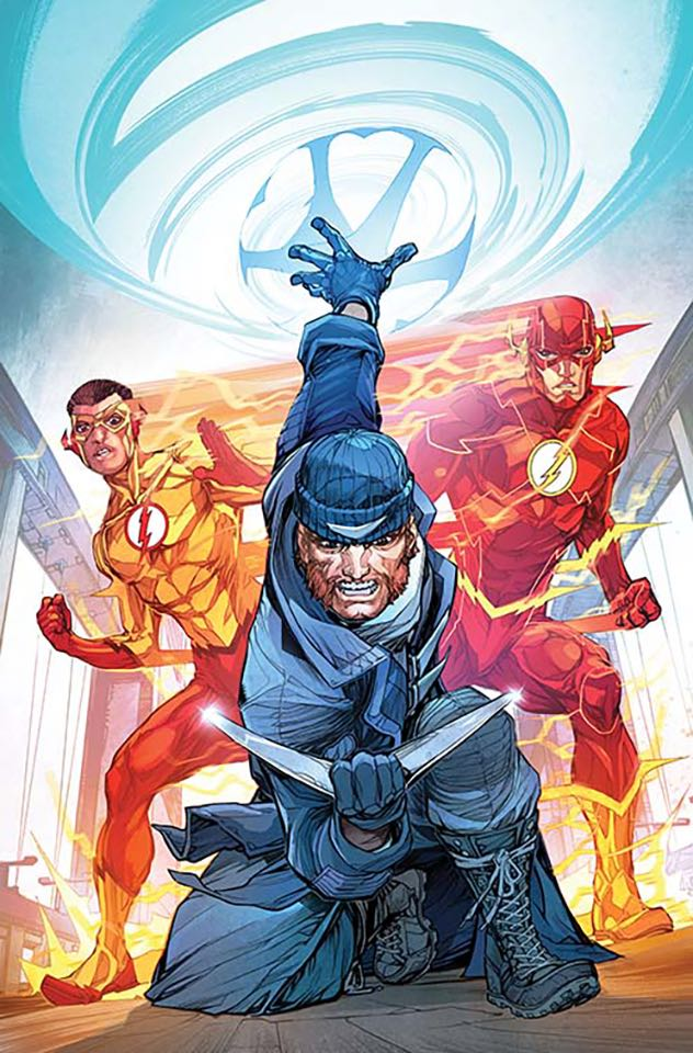 Flash #18 (Cover B Dave Johnson)