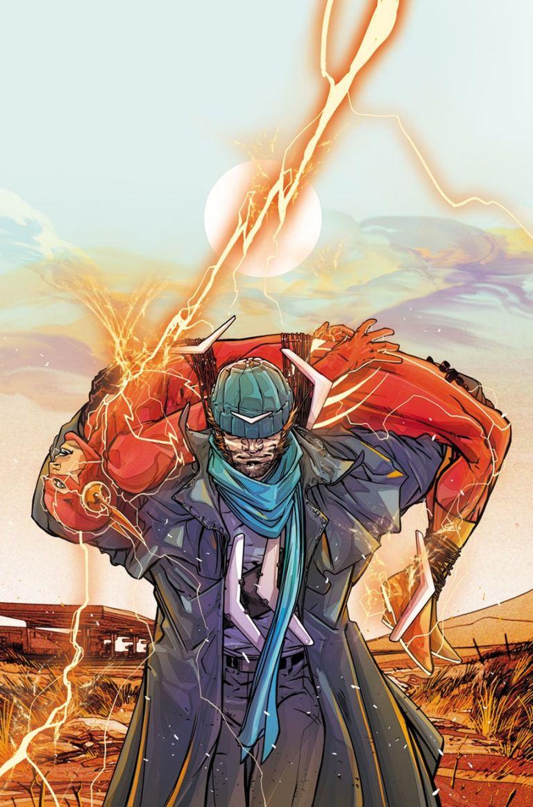 Flash #19 (Cover B Dave Johnson)