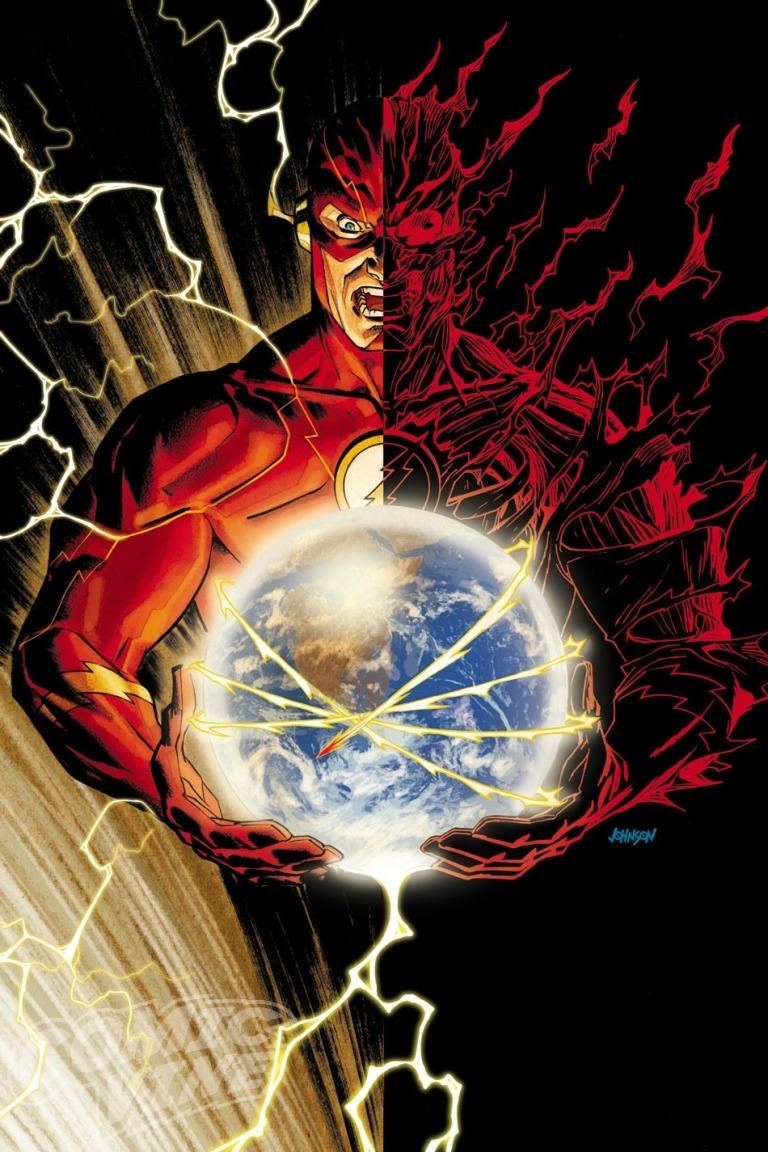 Flash #2 (Cover B Dave Johnson)