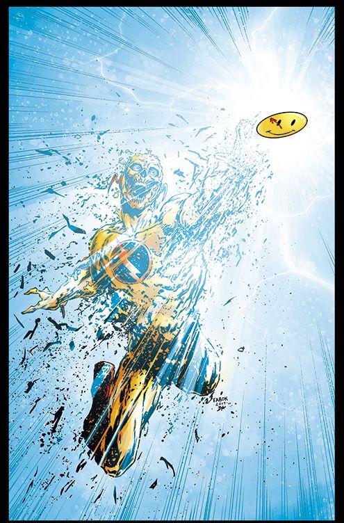 Flash #21 (Cover A Jason Fabok Nonlenticular Edition)