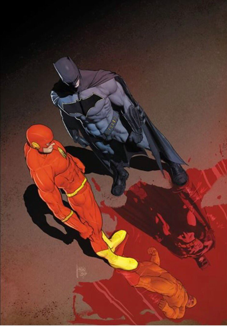 Flash #21 (Cover D Mikel Janin International Edition)