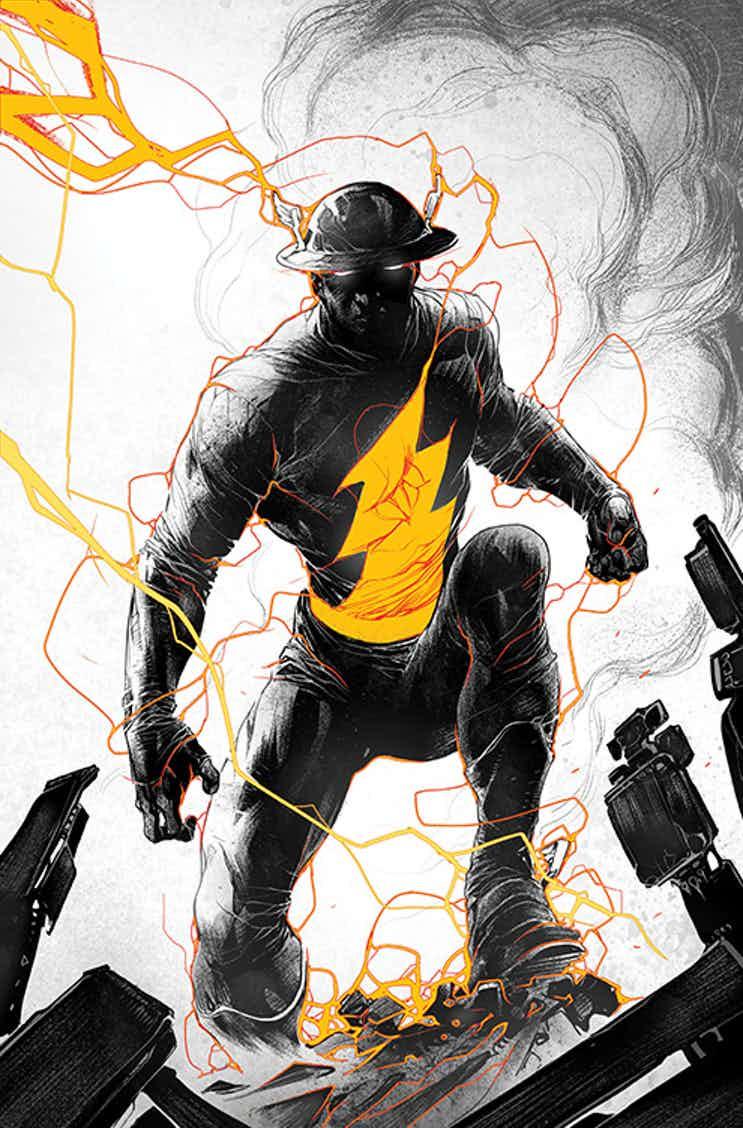 Flash #22 (Cover B Howard Porter)