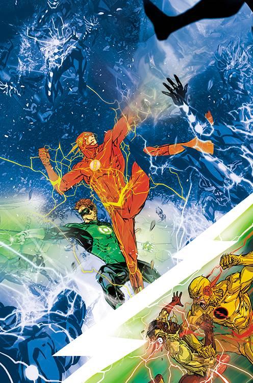 Flash #24 (Cover A Carmine Di Giandomenico)