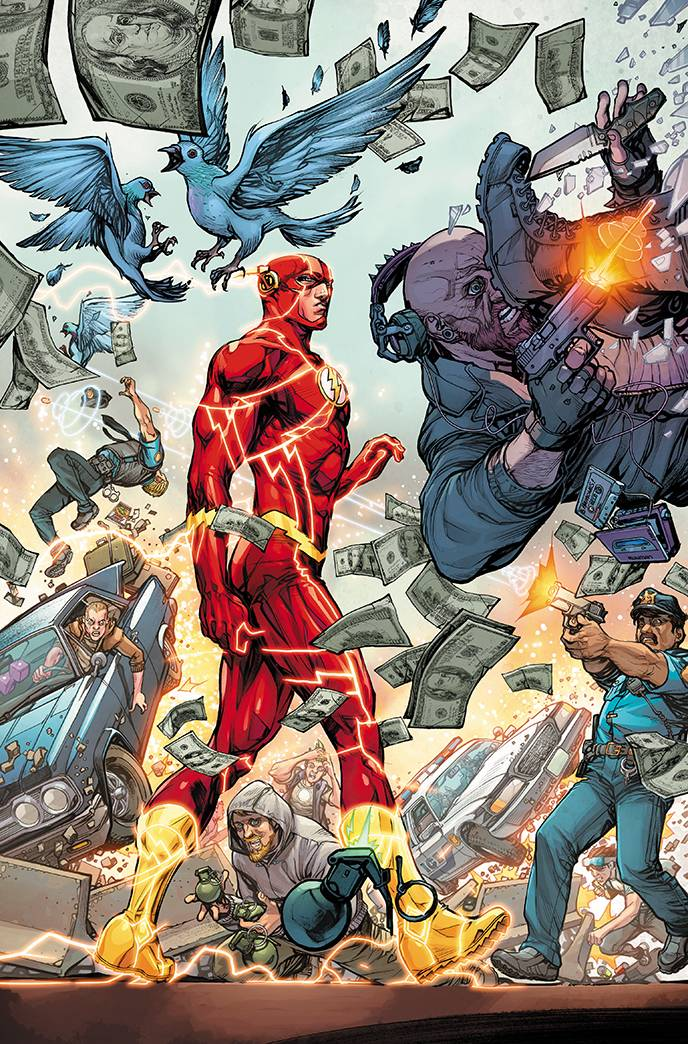 Flash #24 (Cover B Howard Porter)