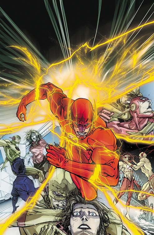 Flash #25 (Cover A Carmine Di Giandomenico)