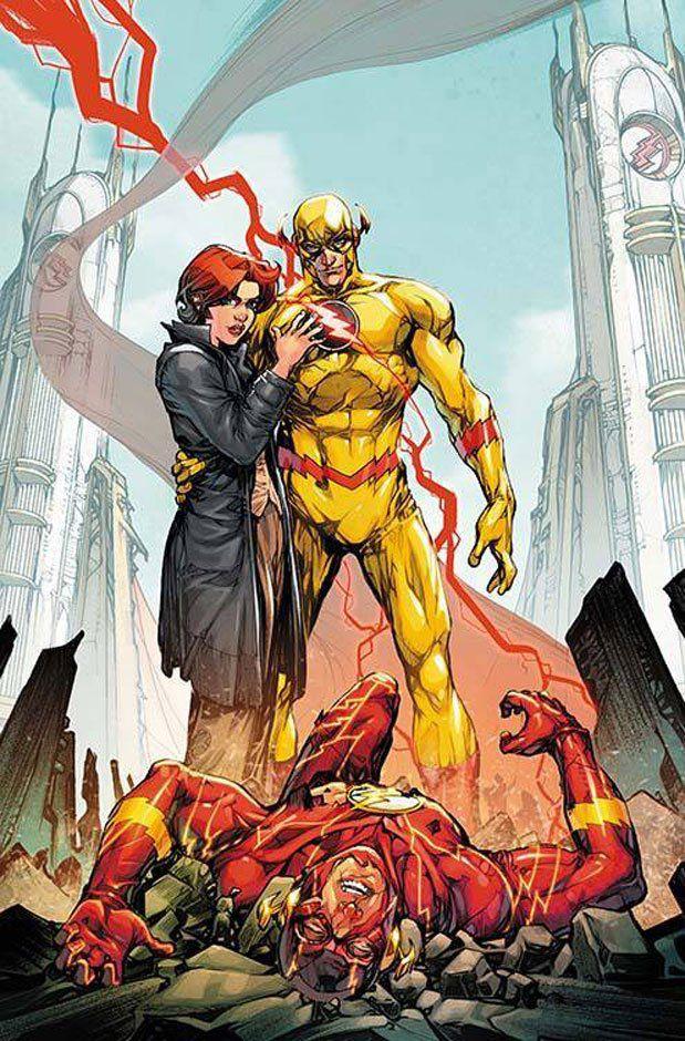 Flash #25 (Cover B Howard Porter)