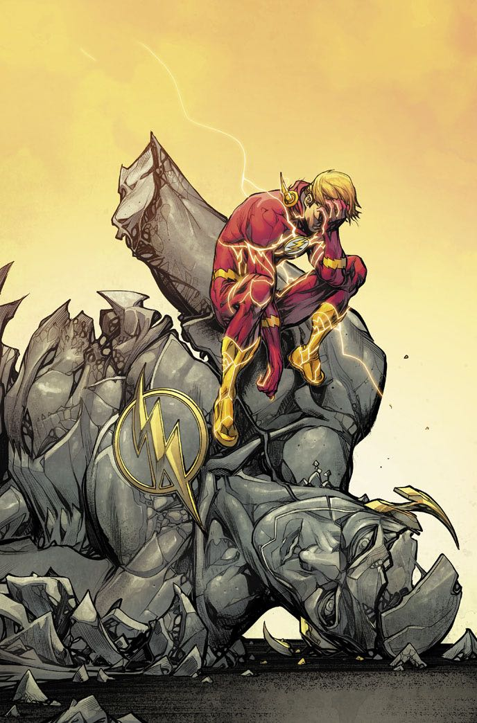 Flash #26 (Cover B Howard Porter)