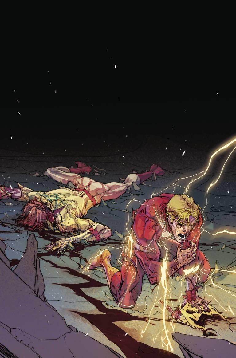 Flash #27 (Cover A Carmine Di Giandomenico)
