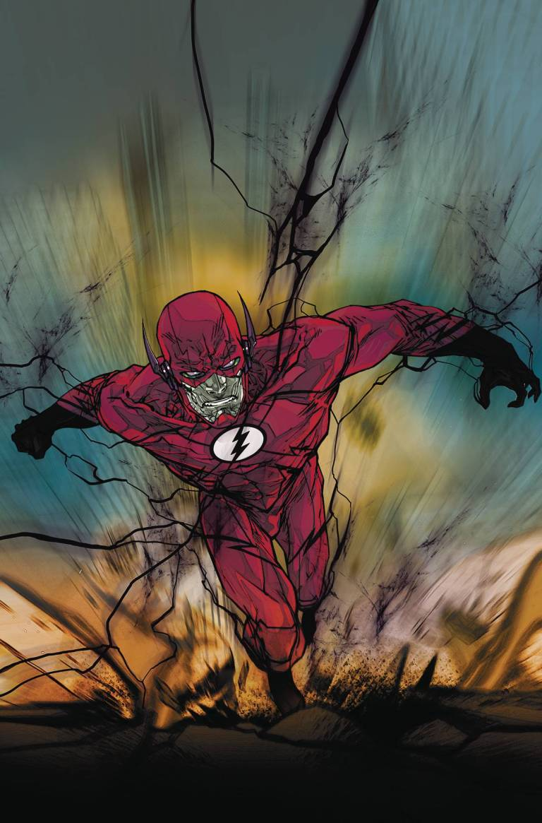 Flash #28 (Cover A Carmine Di Giandomenico)