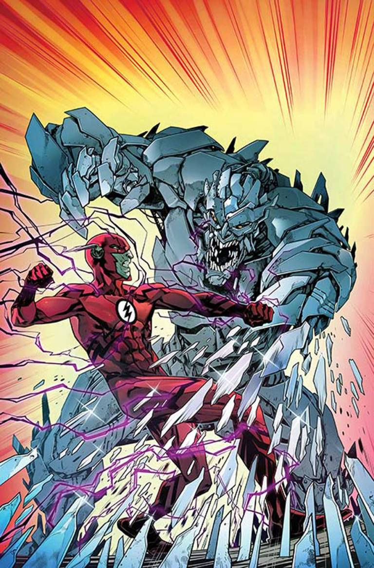 Flash #29 (Cover A Carmine Di Giandomenico)