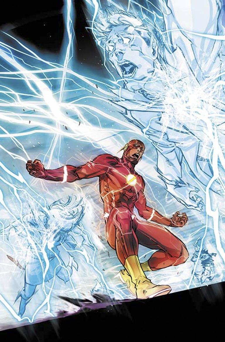 Flash #3 (Cover A Karl Kerschl)