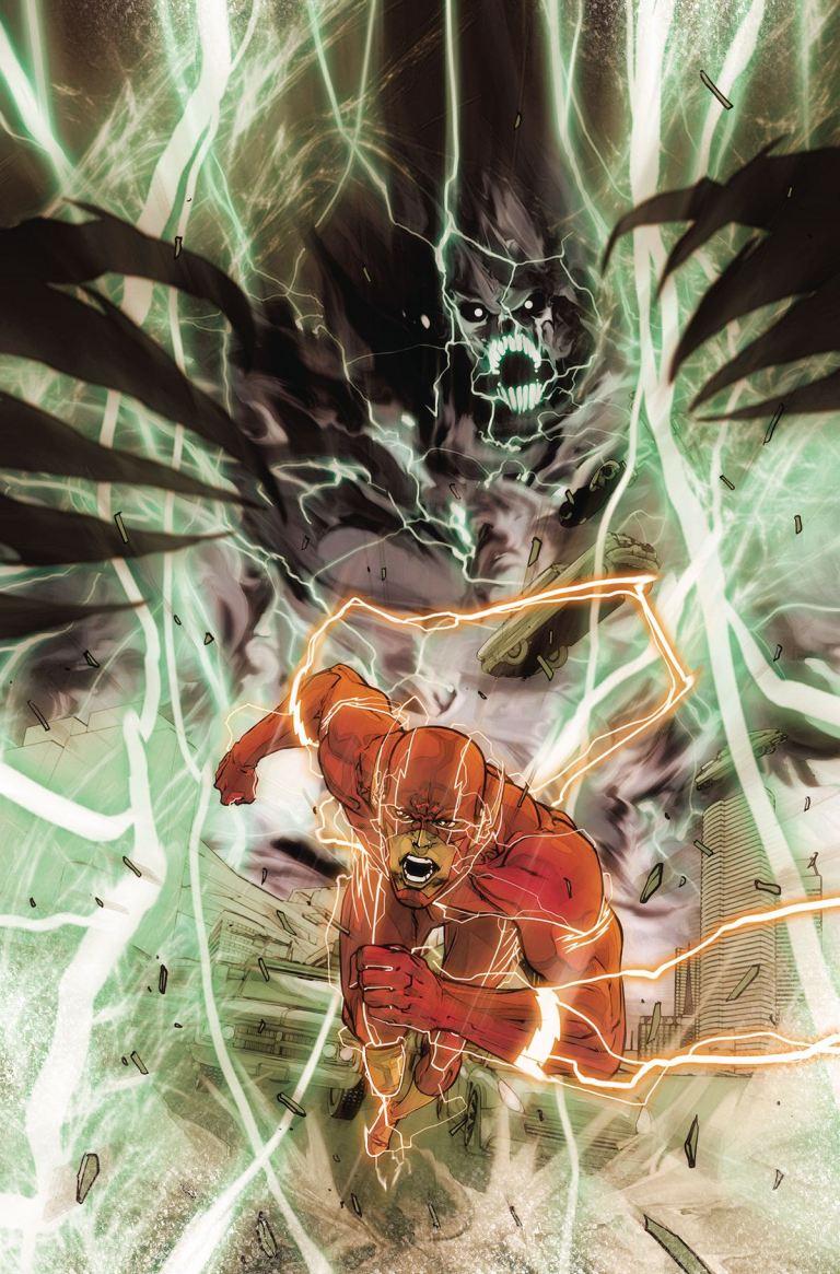 Flash #4 (Cover A Carmine Di Giandomenico)