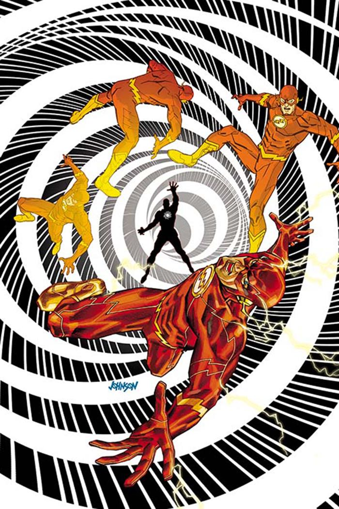 Flash #4 (Cover B Dave Johnson)