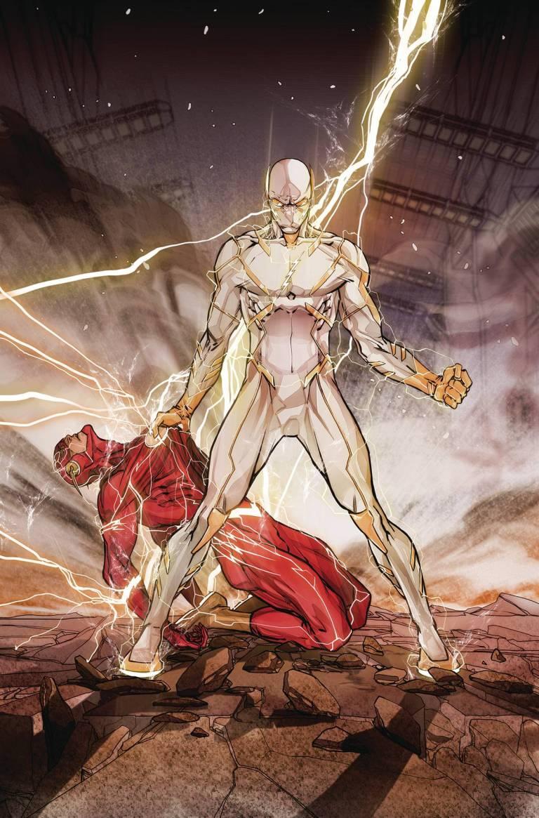 Flash #6 (Cover A Carmine Di Giandomenico)