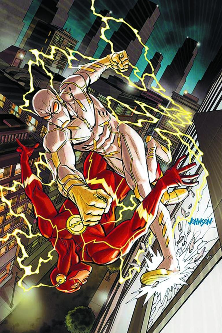 Flash #6 (Cover B Dave Johnson)