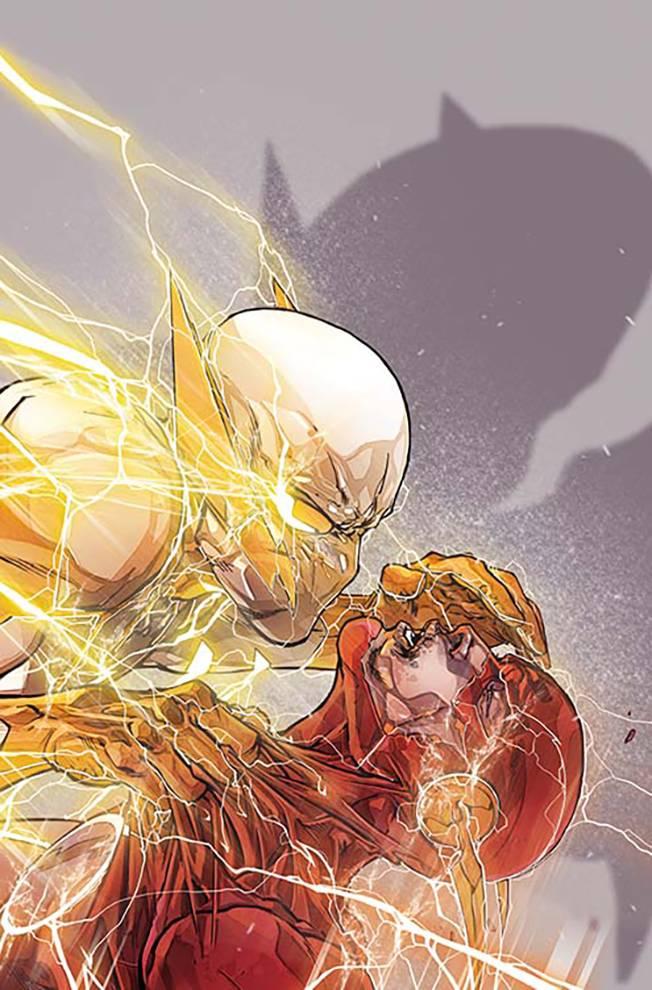 Flash #7 (Cover A Carmine Di Giandomenico)