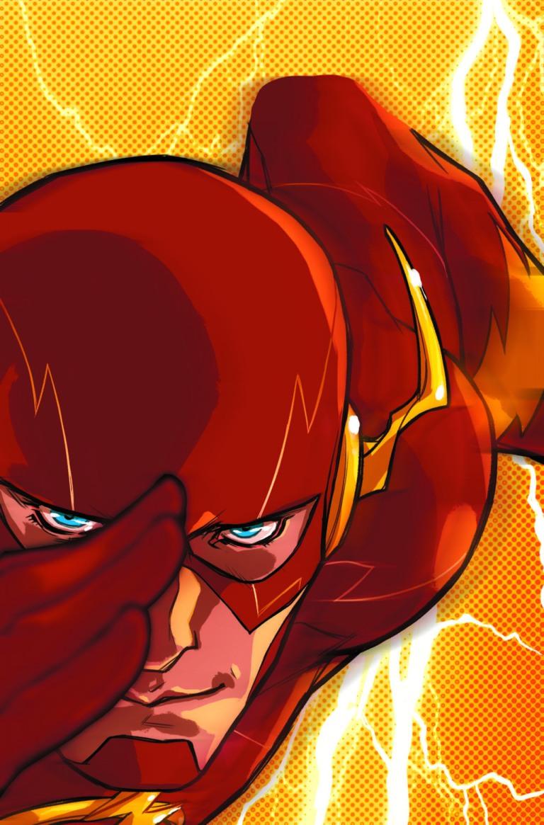 Flash Rebirth #1 (Cover A Karl Kerschl)