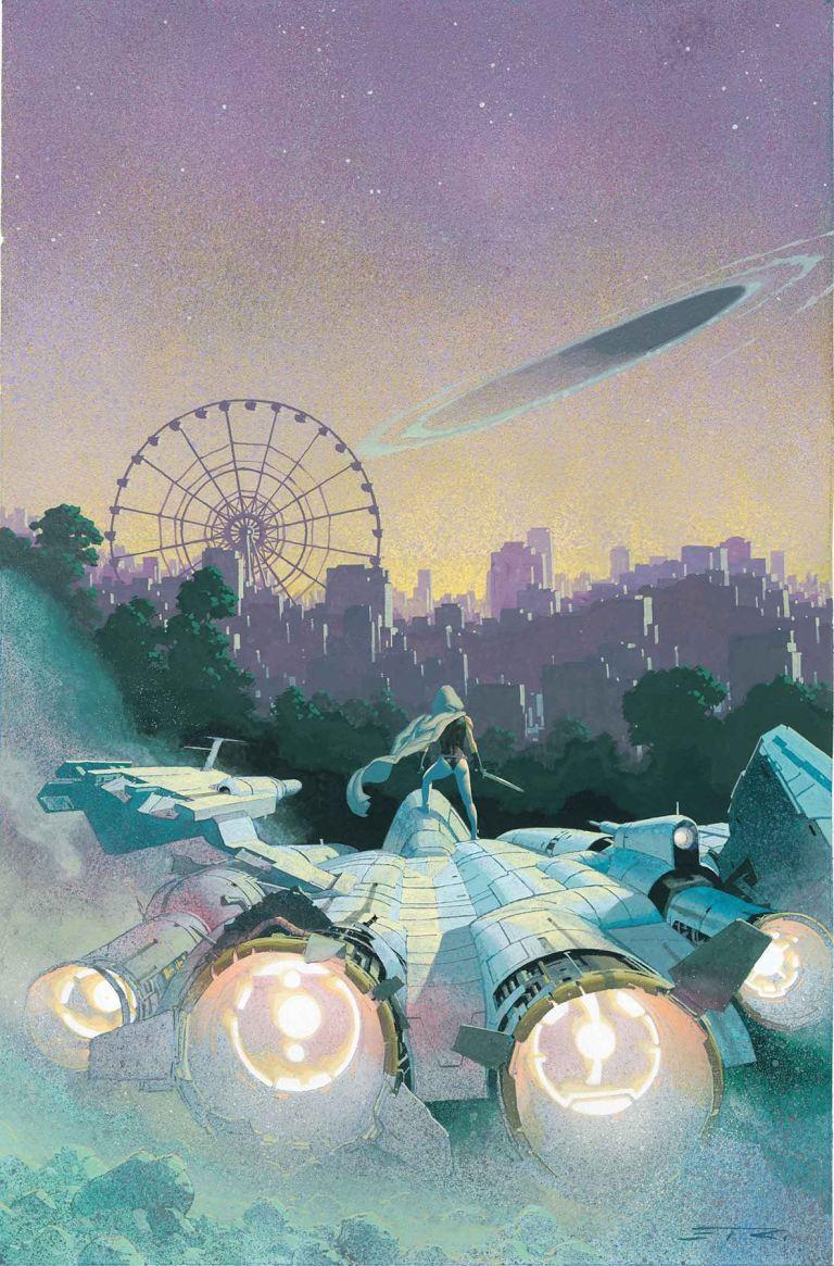Gamora #2 (Esad Ribic Regular Cover)