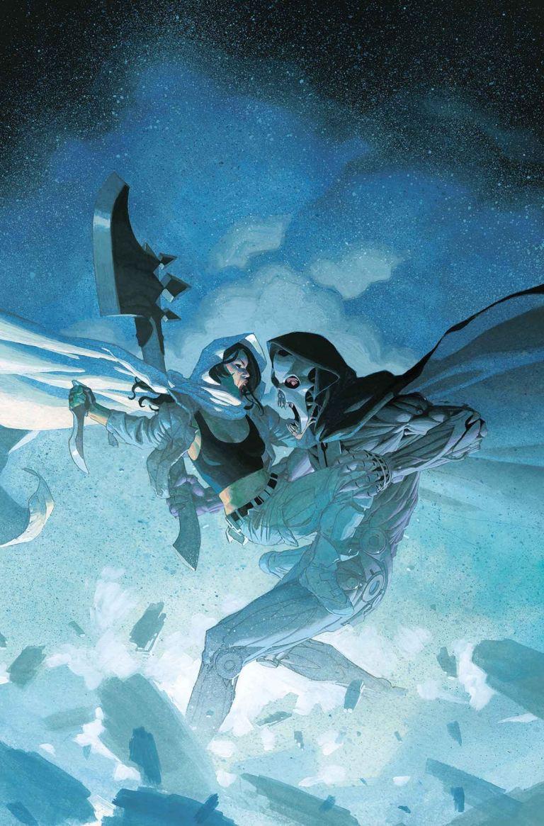 Gamora #3 (Esad Ribic Regular Cover)