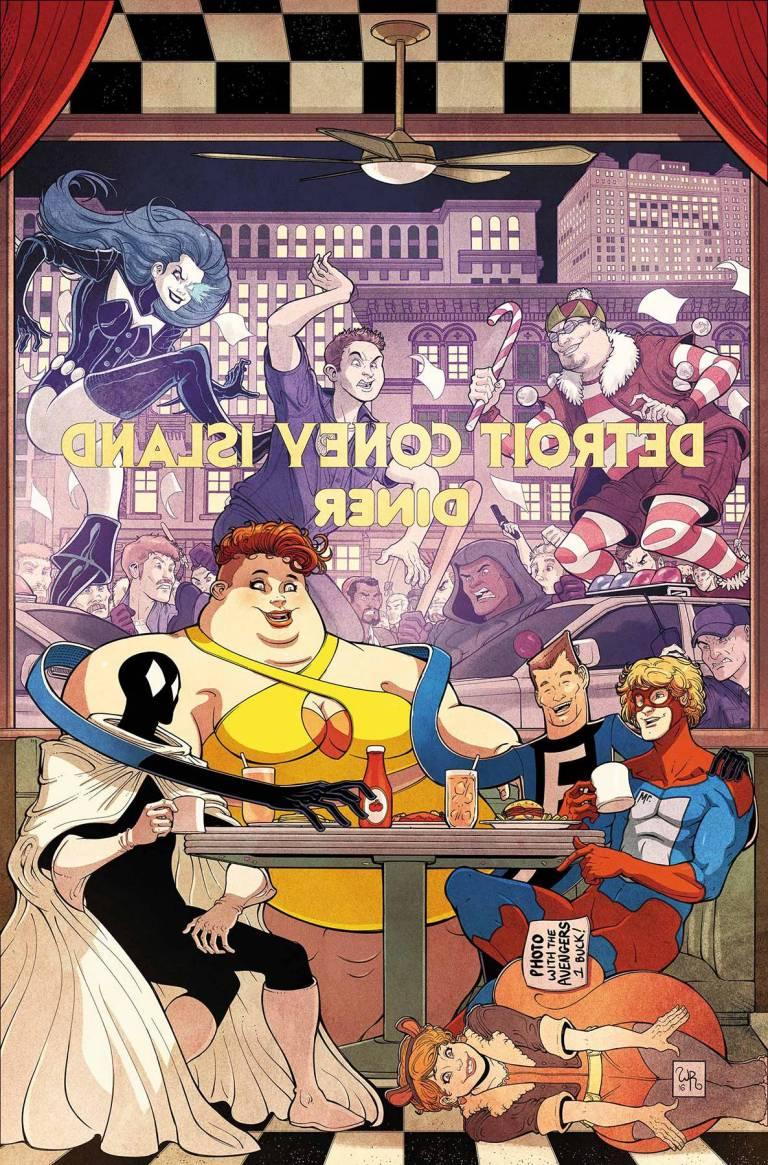 Great Lakes Avengers #1 (Will Robson Regular Cover)