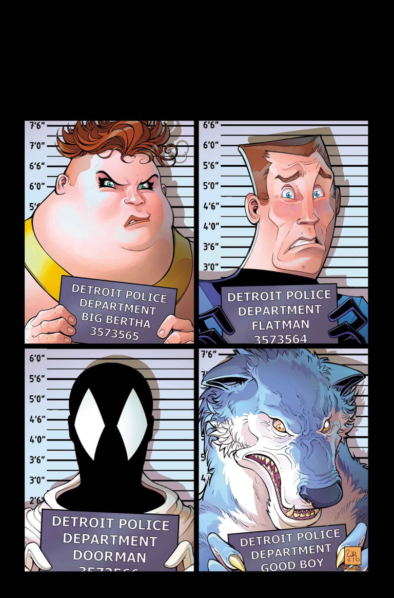 Great Lakes Avengers #2 (Will Robson Regular Cover)