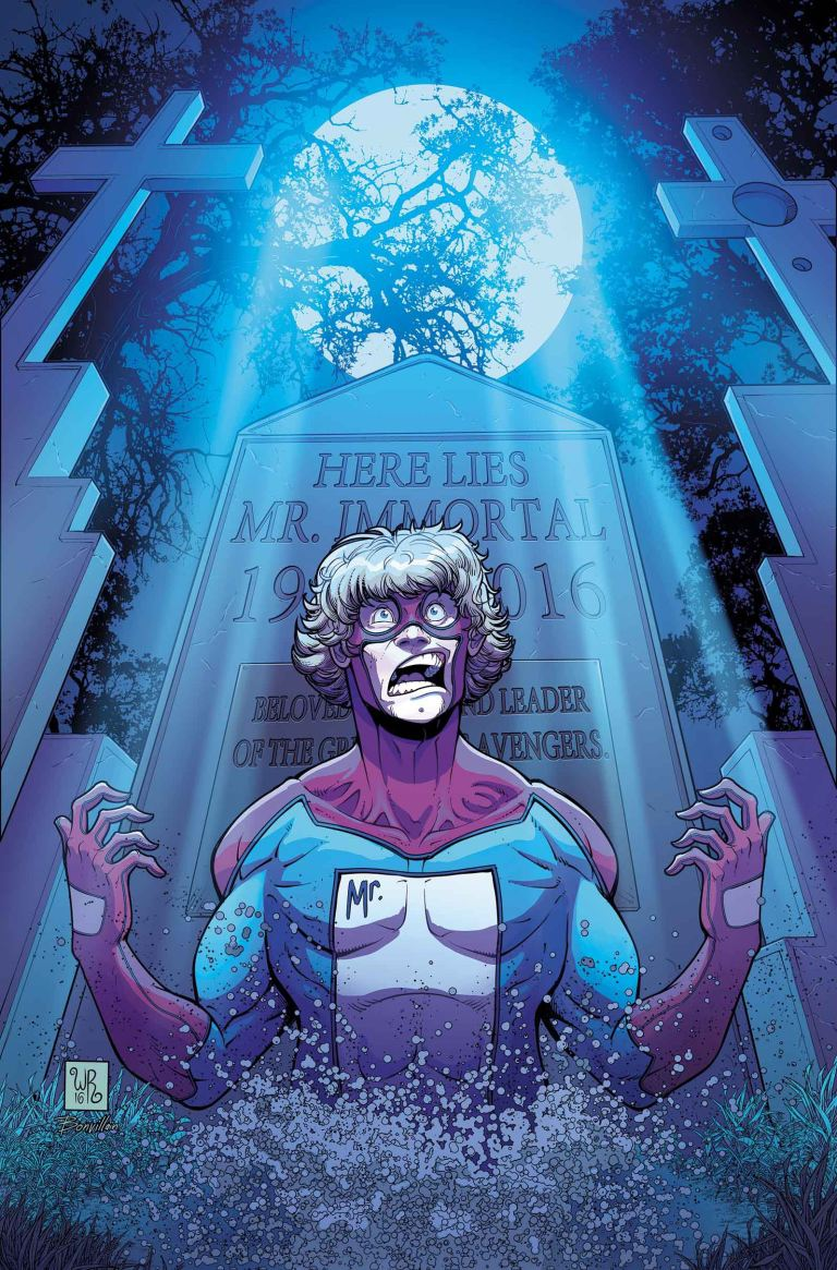 Great Lakes Avengers #3 (Will Robson Regular Cover)