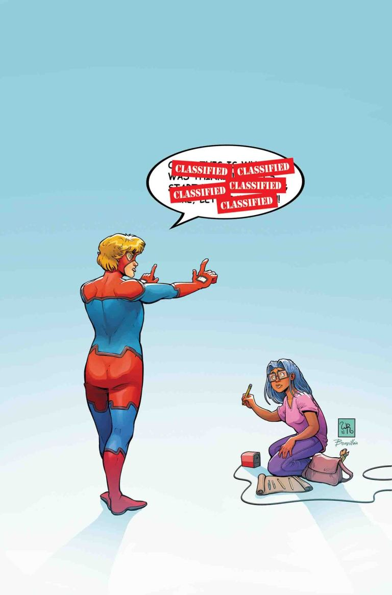 Great Lakes Avengers #6 (Will Robson Cover)