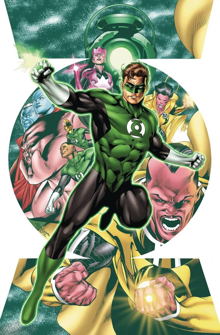 Hal Jordan And The Green Lantern Corps #1 (Cover A Rafael Sandoval & Jordi Tarragona)