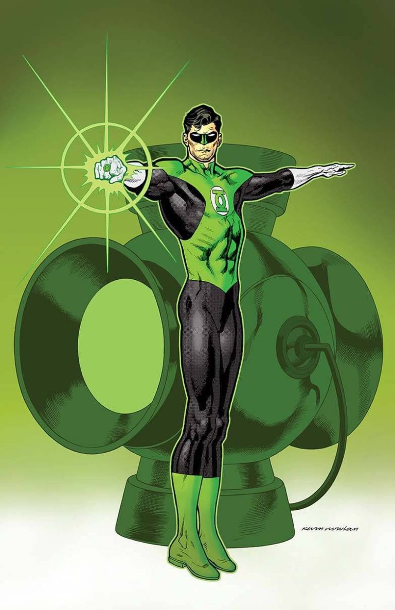 Hal Jordan And The Green Lantern Corps #1 (Cover B Kevin Nowlan)