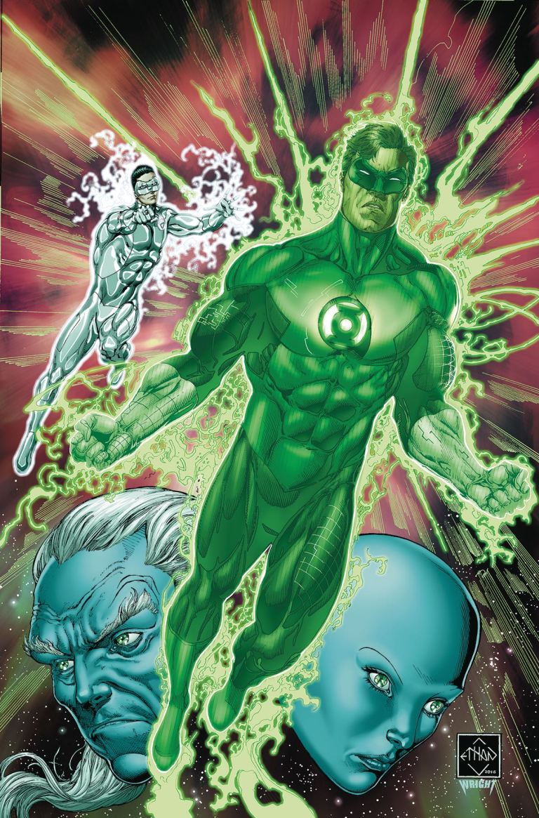 Hal Jordan And The Green Lantern Corps #10 (Cover A Ethan Van Sciver)
