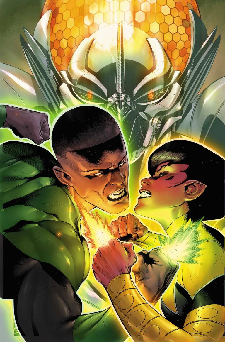Hal Jordan And The Green Lantern Corps #11 (Cover A Rafael Sandoval & Jordi Tarragona)