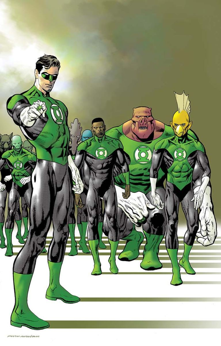 Hal Jordan And The Green Lantern Corps #11 (Cover B Kevin Nowlan)