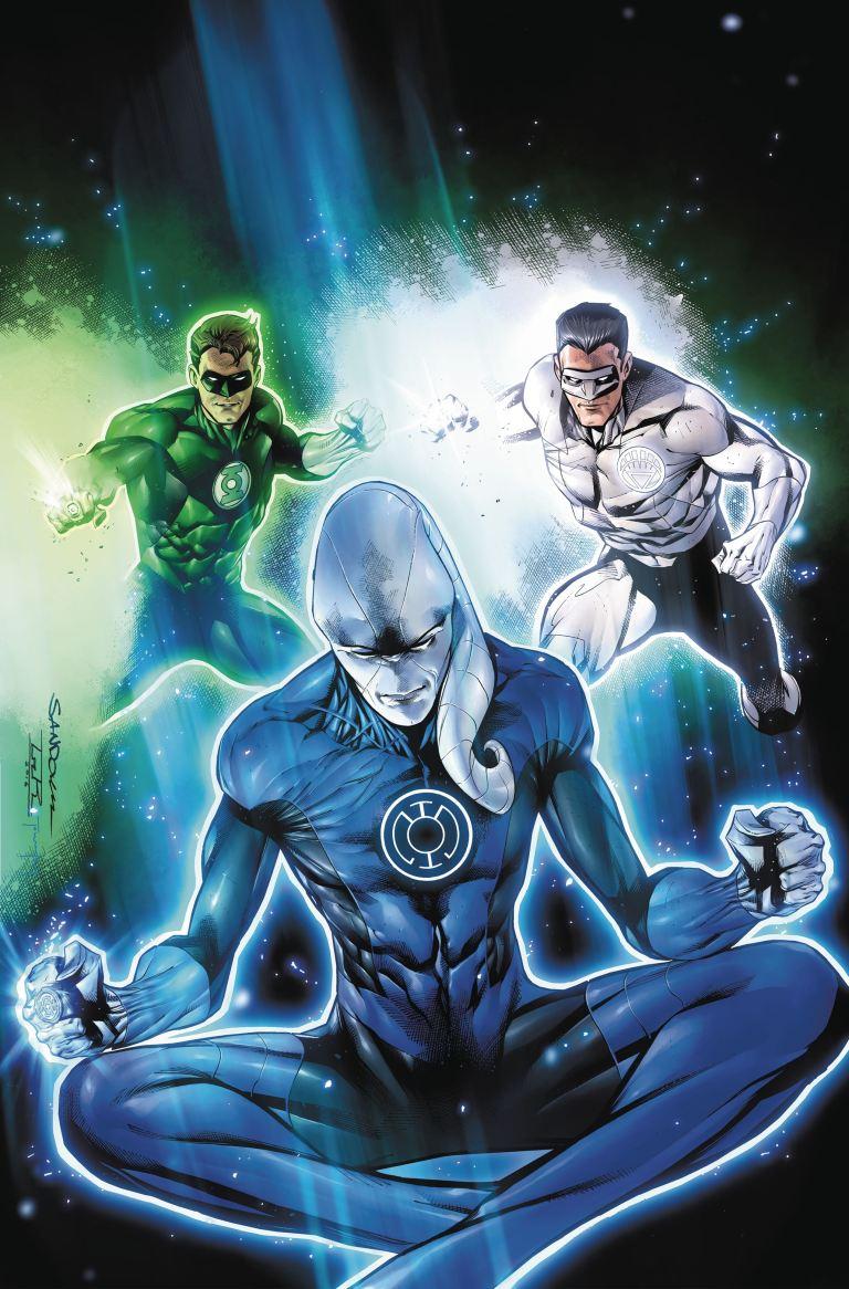Hal Jordan And The Green Lantern Corps #14 (Cover A Rafael Sandoval & Jordi Tarragona)