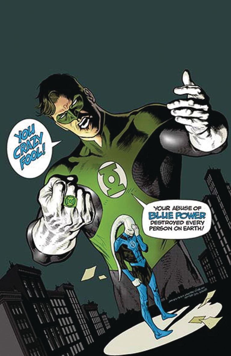 Hal Jordan And The Green Lantern Corps #14 (Cover B Kevin Nowlan)