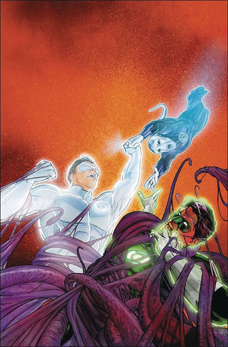 Hal Jordan And The Green Lantern Corps #15 (Cover A Ethan Van Sciver)