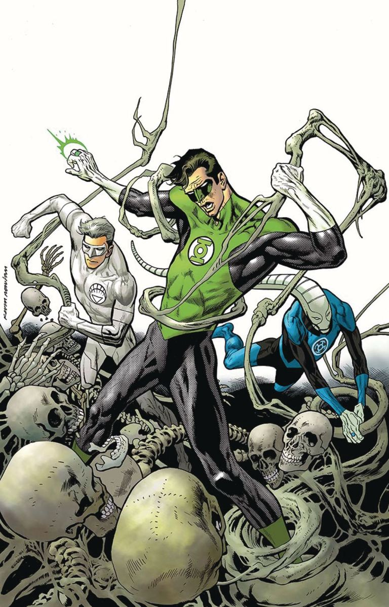 Hal Jordan And The Green Lantern Corps #15 (Cover B Kevin Nowlan)