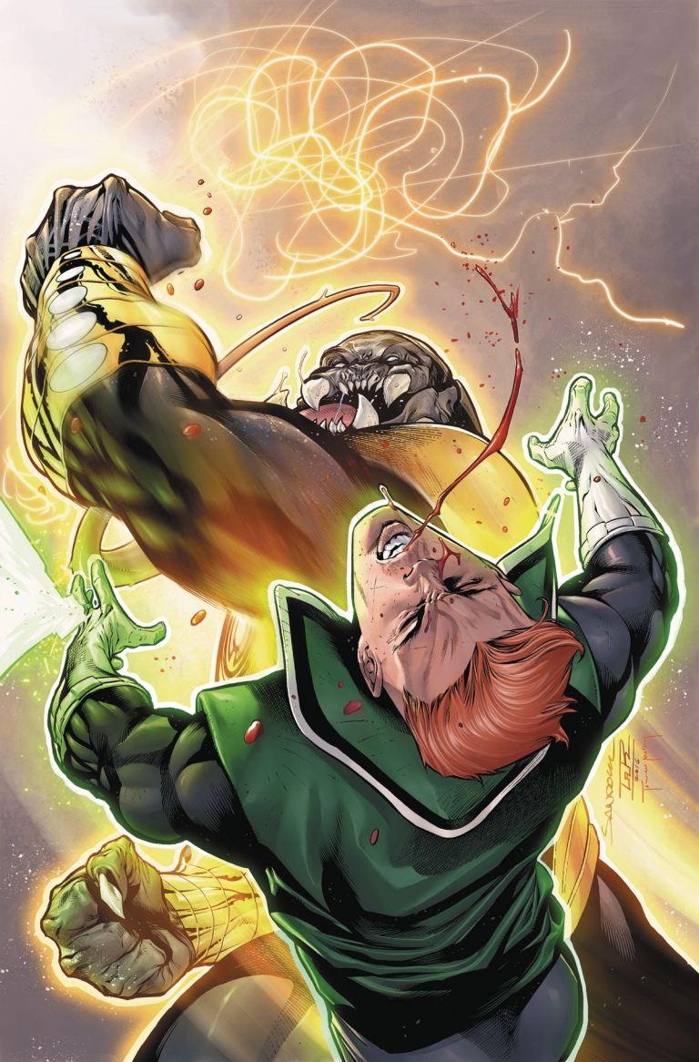 Hal Jordan And The Green Lantern Corps #16 (Cover A Rafael Sandoval & Jordi Tarragona)
