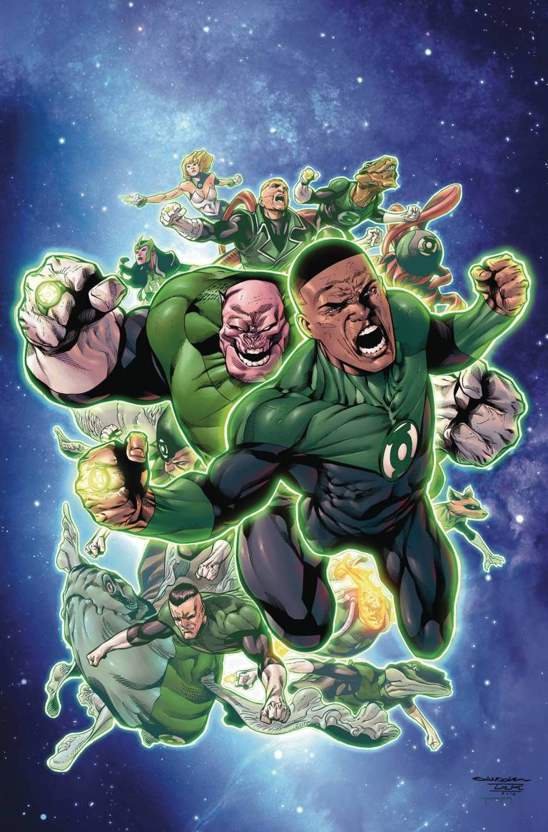 Hal Jordan And The Green Lantern Corps #2 (Cover A Rafael Sandoval & Jordi Tarragona)