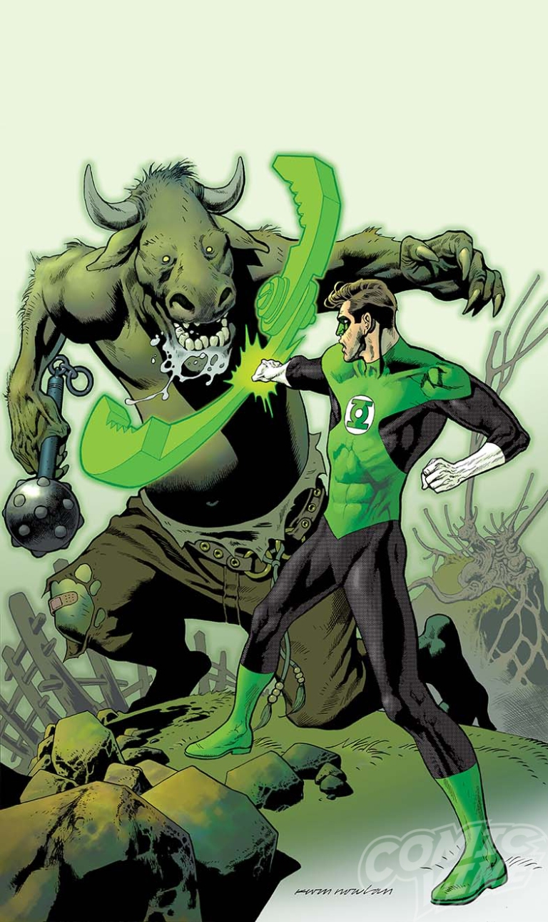Hal Jordan And The Green Lantern Corps #2 (Cover B Kevin Nowlan)