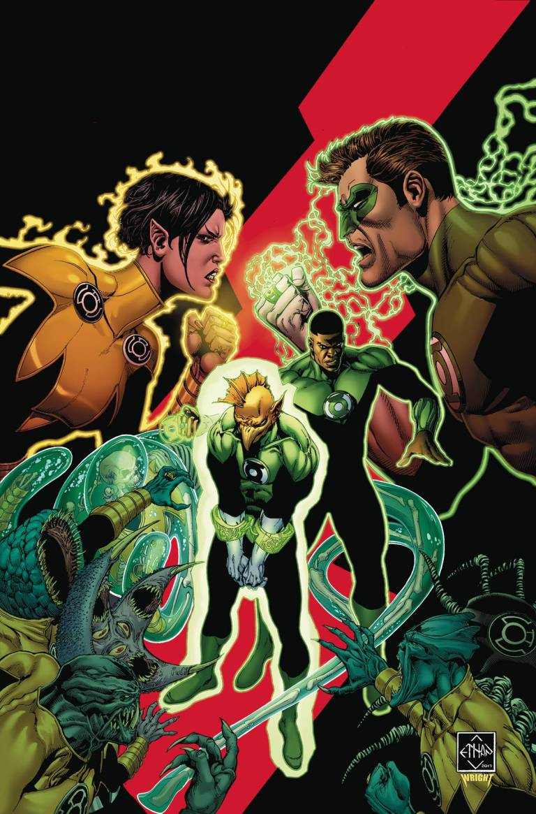 Hal Jordan And The Green Lantern Corps #24 (Cover A Ethan Van Sciver)