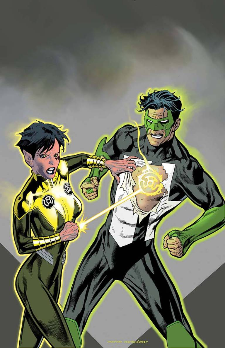 Hal Jordan And The Green Lantern Corps #24 (Cover B Kevin Nowlan)