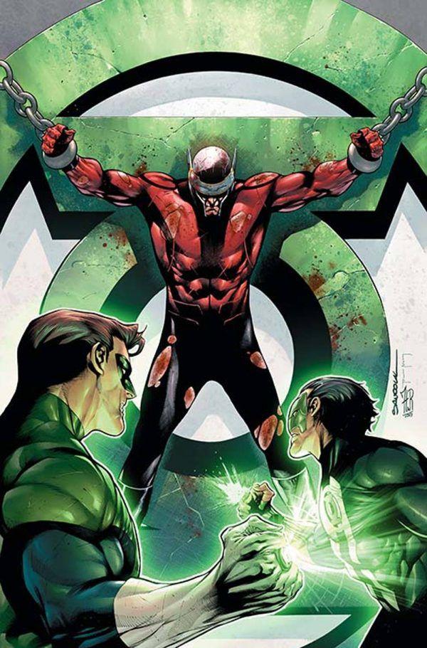Hal Jordan And The Green Lantern Corps #27 (Cover A Rafael Sandoval & Jordi Tarragona)